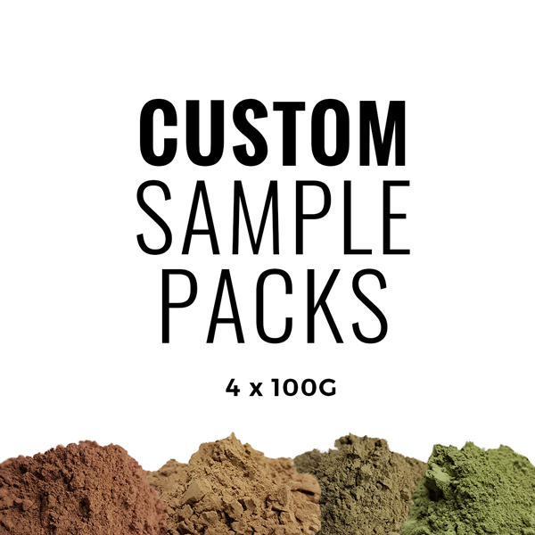 Custom Sample Pack - 4 x 100